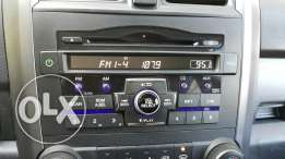 Radio cd Crv 2011original