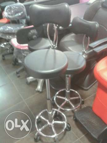 Chair for beauty centers