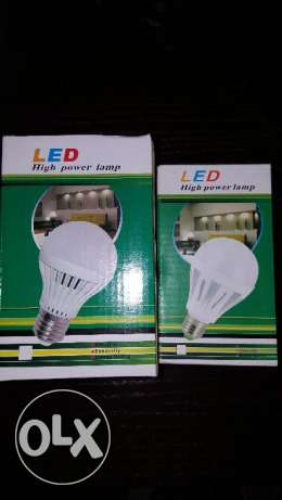 12w and 15w LED LAMPS راس  بيروت -  1