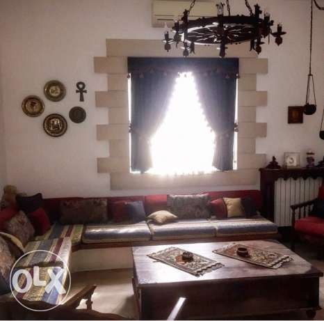 Cozy furnished apartment in a quiet area in Hboub-Jbeil for Rent
