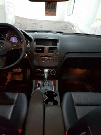 C300 look AMG clean car fax خلدة -  5