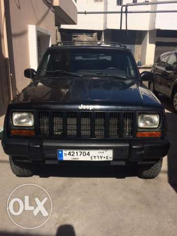 Jeep cherokee 1998 xj verry clean car كسروان -  7