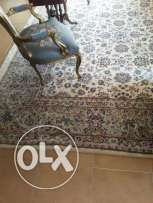 Kashan persian carpet - X-Large