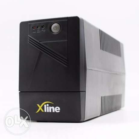 xline ups 650va for computers and electronics 40$