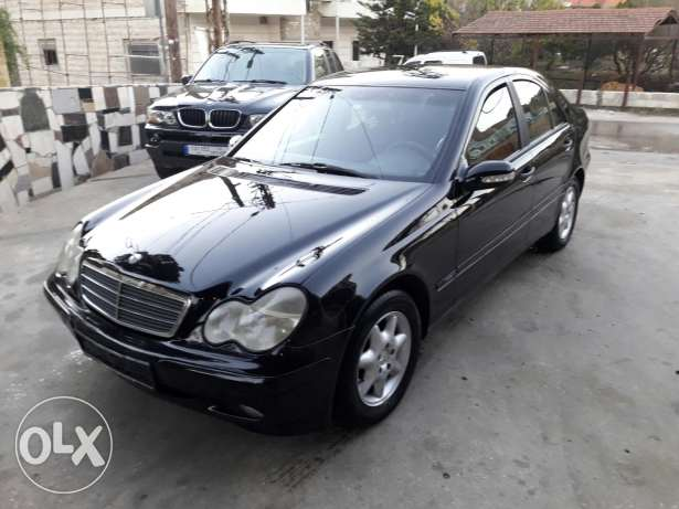 C 200 (4 cylindre)