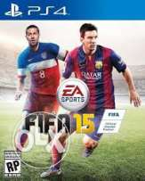fifa 15 without box and fifa 16 for sale