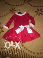 santa clause dress