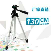 tripod new 28$ with delivery 130cm