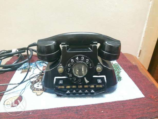 Old and rare phone ERICSSON 1931