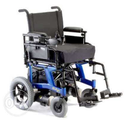 Electric Wheelchair for rent and sale كرسي كهربائي متحرك