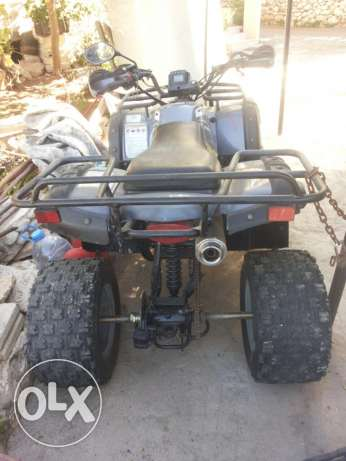 atv eiven200 cc automatique الكورة -  2