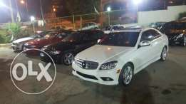 Mercedes C350 Amg kit 2008 full options very clean ajnabieh