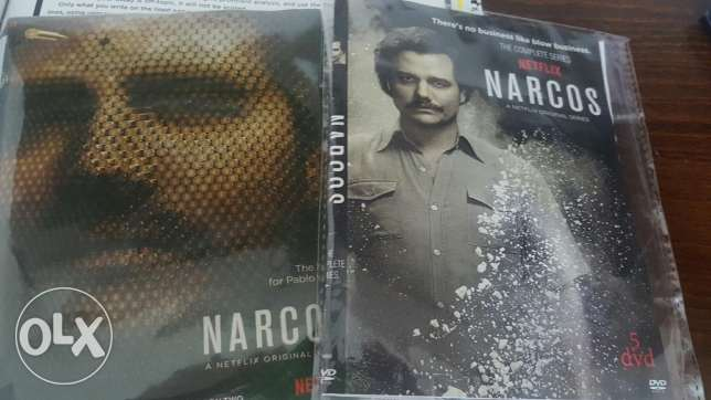 Narcos S1 and S2