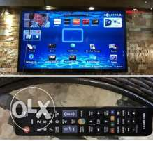 Samsung SMART TV 62 inch