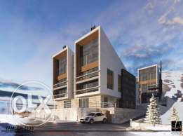 Chalet Building (9 Chalets) for Sale in Cedars of Lebanon ARZ