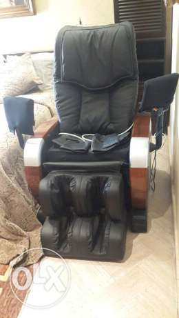 Novox Music Massage Armchair