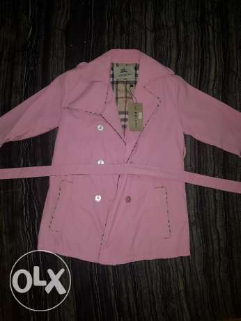 Burberry Jacket Pink Size Small