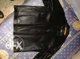 jacket REAL leather for men imported from usa XL