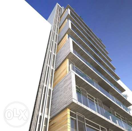Achrafieh brand new 2 bedroom apartment on the 7th floor