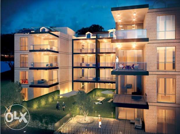 Apartments for sale in Yarze: C Residencia