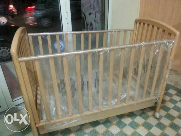 Baby park bed