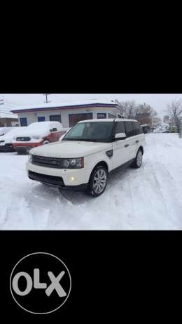 2011 Range Rover sport supercharge newly arrived