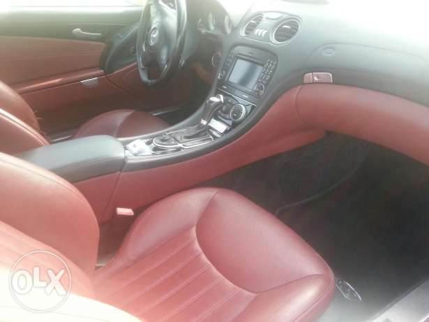 Mercedes-Benz sl special edition big engine full options and speedy ca انطلياس -  3