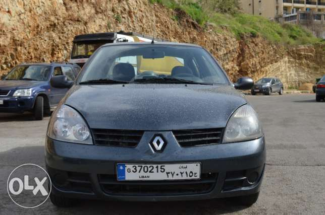 Renault CLIO 2008/ Full, ndeefe
