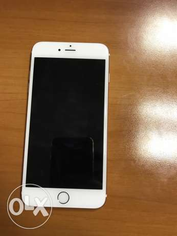 iphone 6s plus rose gold 128 gb (like new) فردان -  3
