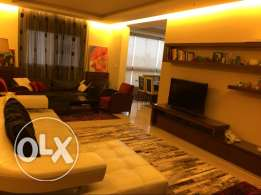 furnished 150 sqm city rama 1500$ negotiable