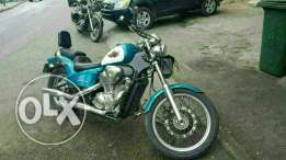Steed 400cc