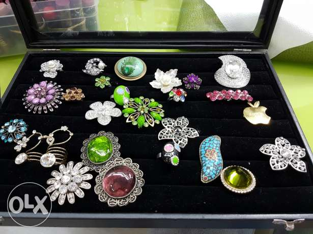 Rings for sale بعبدا -  1
