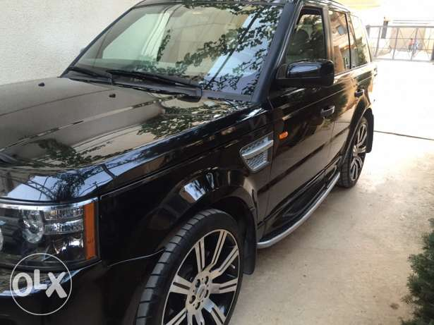 super clean range rover sport 2006 look autobiography 2013 حوش الأمراء -  5