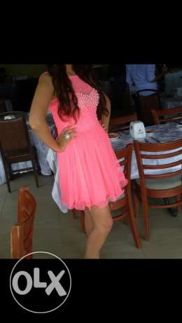 Pink dress for sale
