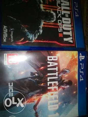 Bf1 and bo3 for sale or trade
