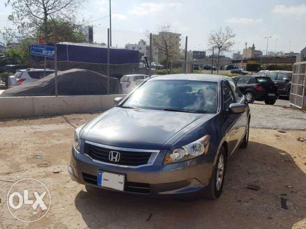Honda Accord MY2008 Grey Perfect Condition As New