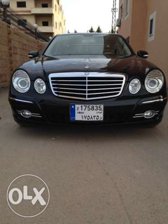 2008 Mercedes Benz E 350 Avantgarde