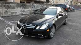 Beautiful Mercedes E-Class 350 Coupe for sale