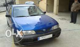Nissan Almera 1999 only owner.