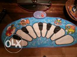 Musical Mat from ELC