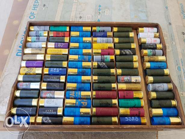Collection cartridges