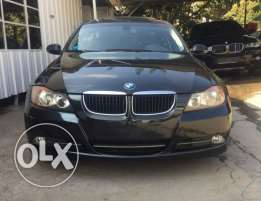 2008 BMW 328i black on black like new
