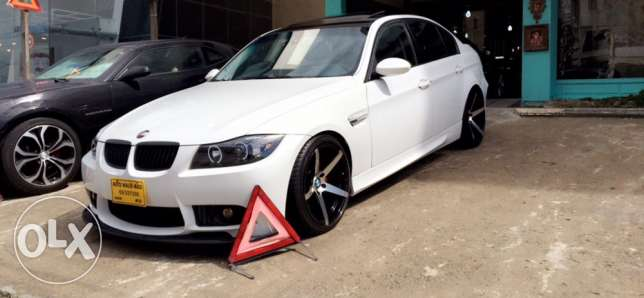 bmw 328i 2008 look M3
