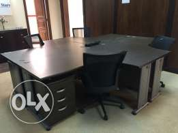 Full Office Furniture For Sale