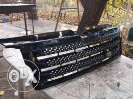 range rover front bumper 2006