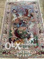 Persian carpet new excellent