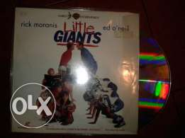 little giants laser disk