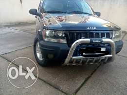 Jeep chorky special edition 2004