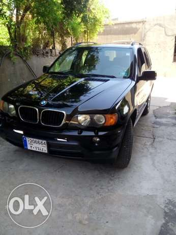 BMW X5, 2003, excellent condition like new.