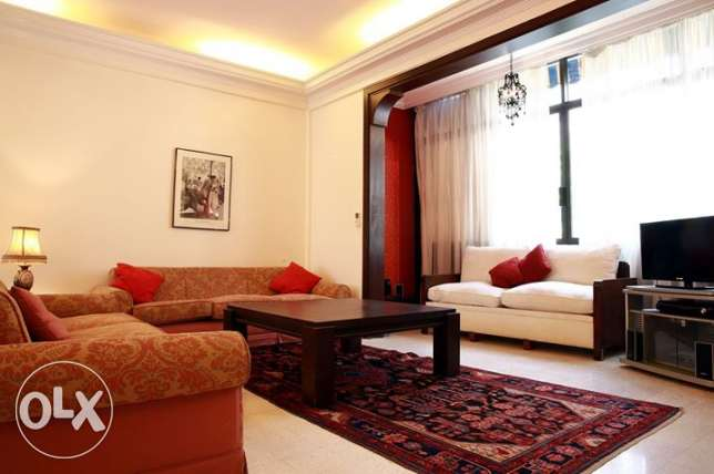 R17097 - Furnished Apartment For Rent in Gemmayzeh